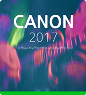 CANON 2017 (Top Mix)